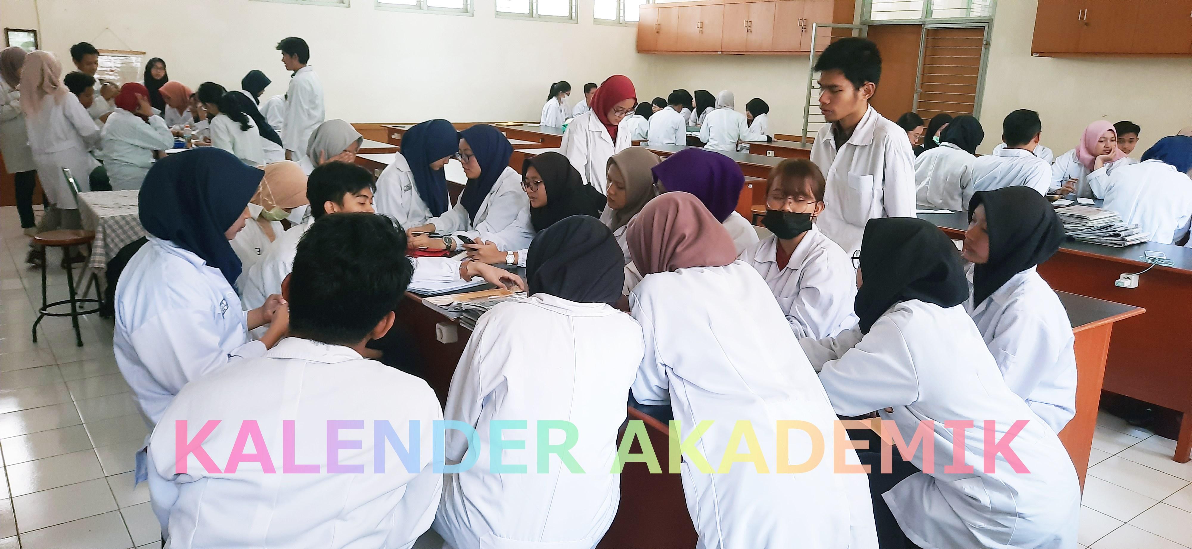 Kalender  Akademik Batas Pelaksanaan  Sidang  & Wisuda  Gel III