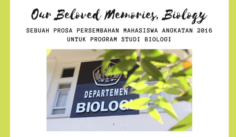 Our Beloved Memories Biology